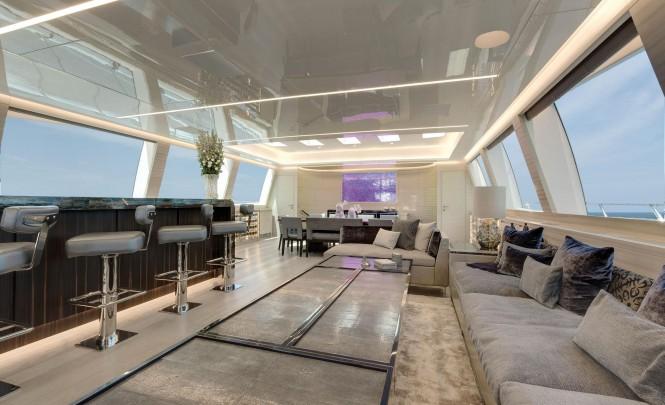 Mangusta 165E Yacht Moonraker - Interior