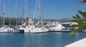 Marina Trogir, a lovely Croatia yacht rental location