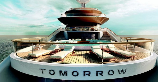 Motor yacht Tomorrow project