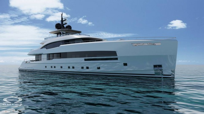 New 44m super yacht Yara 44 unveiled by ISA Yachts