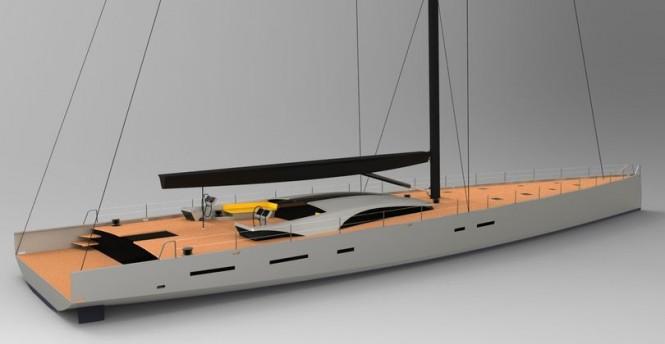 OCD 130 Yacht Concept