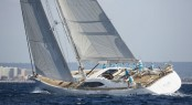 Oyster Regatta Palma 2014 Race Day 2