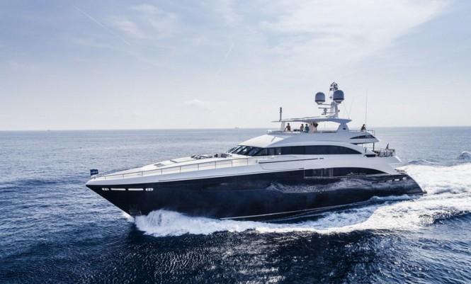 Princess 40M motor yacht Solaris
