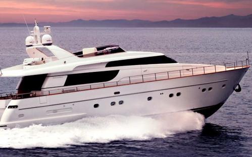 Yacht san lorenzo