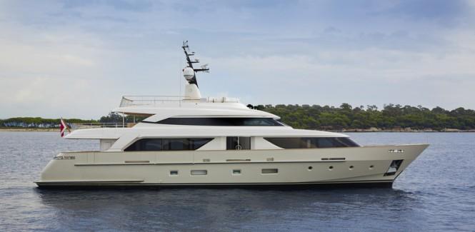 Sanlorenzo SD112 Yacht 'O'