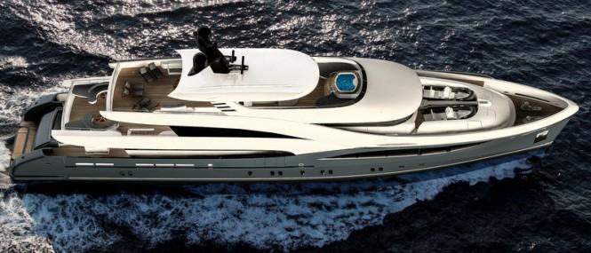 Sarp 58 Yacht NB102 - top view