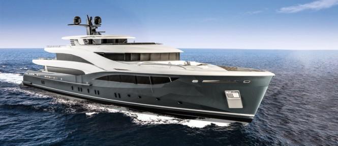Sarp 58 super yacht NB102