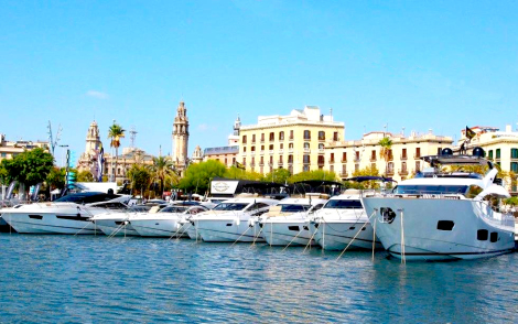 Sunseeker return to the Barcelona International Boat Show with an outstanding display from 15th-19th October