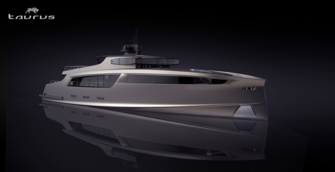 Superyacht Project Taurus by Esenyacht