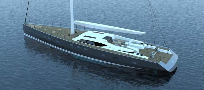 THE GEM superyacht