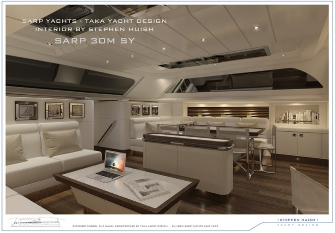 THE GEM superyacht - Interior