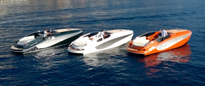 Wider 32 superyacht tenders