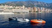Wider 32 yacht tenders