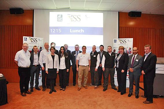 13th International Sailing Summit (ISS)