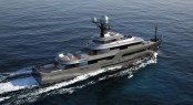 56m superyacht Explorer G2 by Hydro Tec
