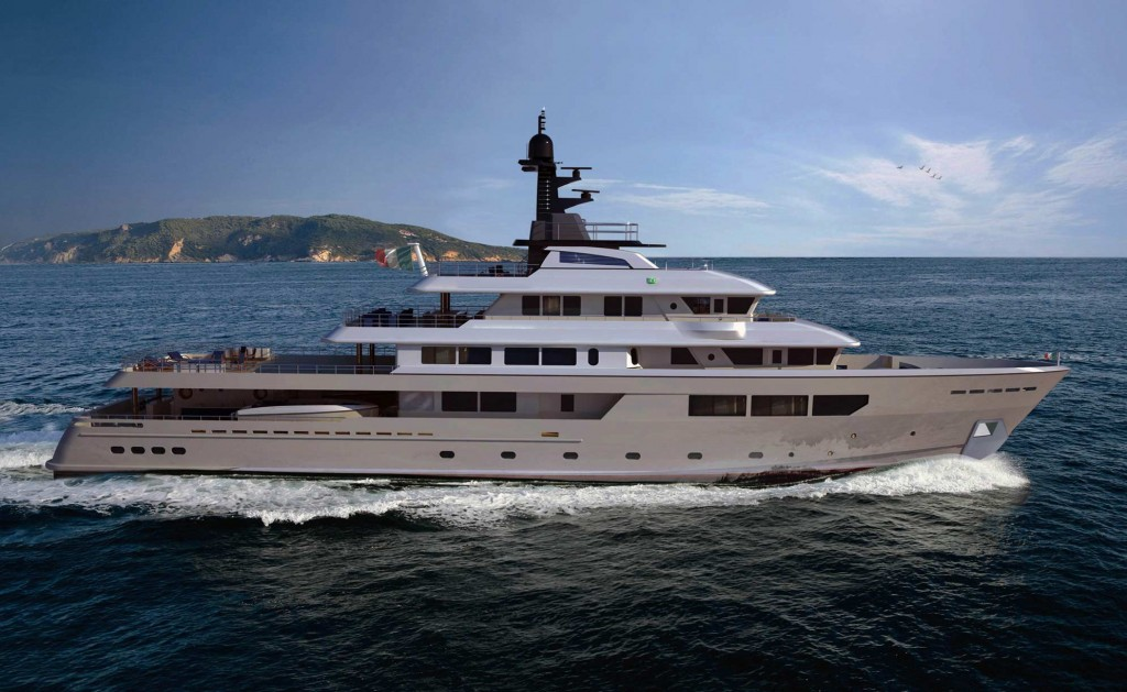 57m Hydro Tec Expedition Yacht Yacht Charter