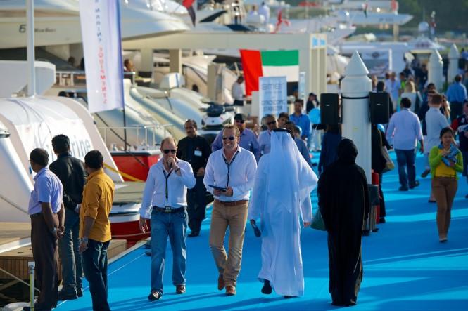 A very successful Dubai Boat Show