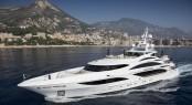Benetti FB257 super yacht Illusion V (ex Illusion I)