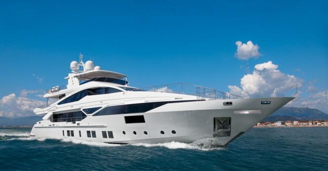 Benetti Luxury Yacht Veloce 140