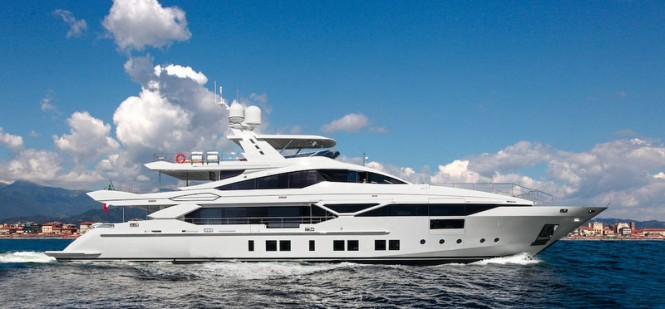 Benetti super yacht Veloce 140