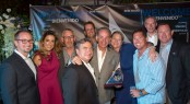 Best 70�+ Passagemaker at 2014 AIM Marine Group Editor�s Choice Awards for Outer Reef 860 Cockpit superyacht TI PUNCH