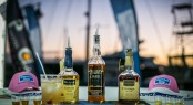 Competitors in the RORC Transatlantic Race enjoyed rum sampling at the Westerhall Rums rum party in Lanzarote, Canary Islands - Image by RORC James Mitchell