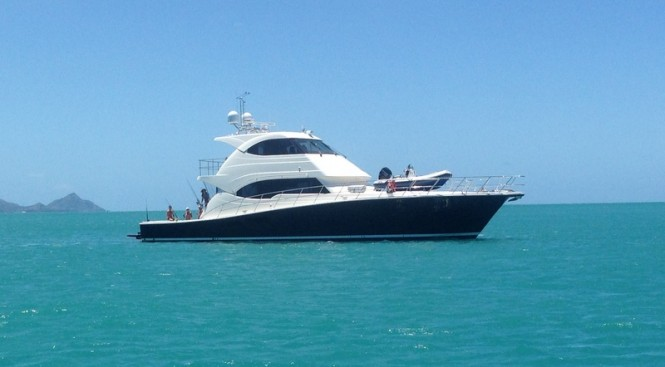 Does it get any better than this - beautiful waters of Whitsundays yacht holiday destination