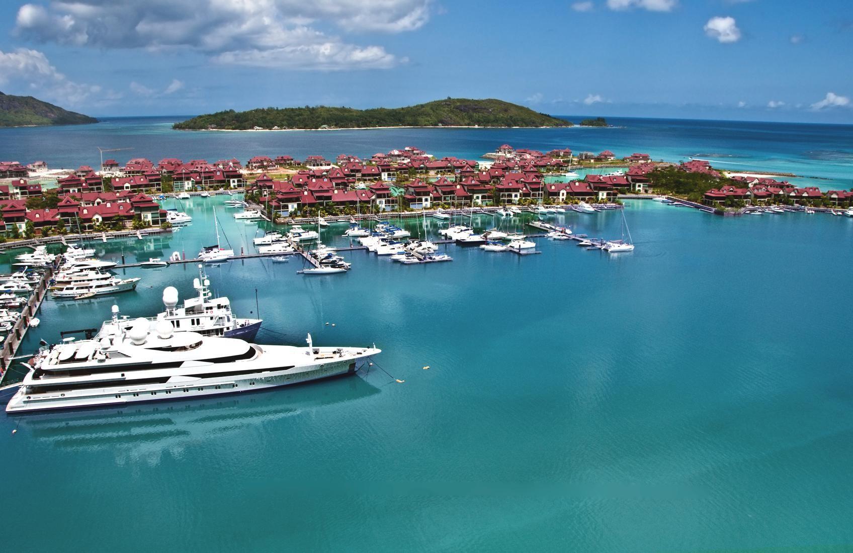 Eden island marina a beautiful seychelles yacht charter destination nestle - Eden island hotel seychelles ...