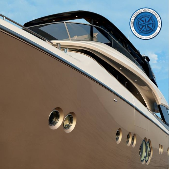 Editors Choice Award For Monte Carlo Yachts 86 Motor