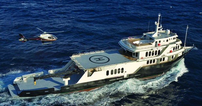 Explorer Yacht GLOBAL