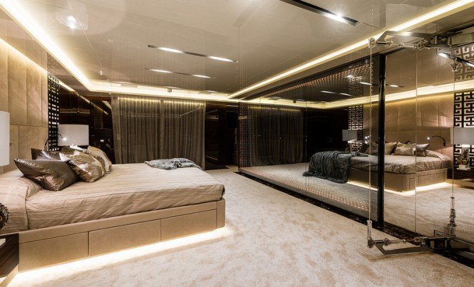 Flying Dragon Yacht - Cabin - Image credit to AB Photodesign