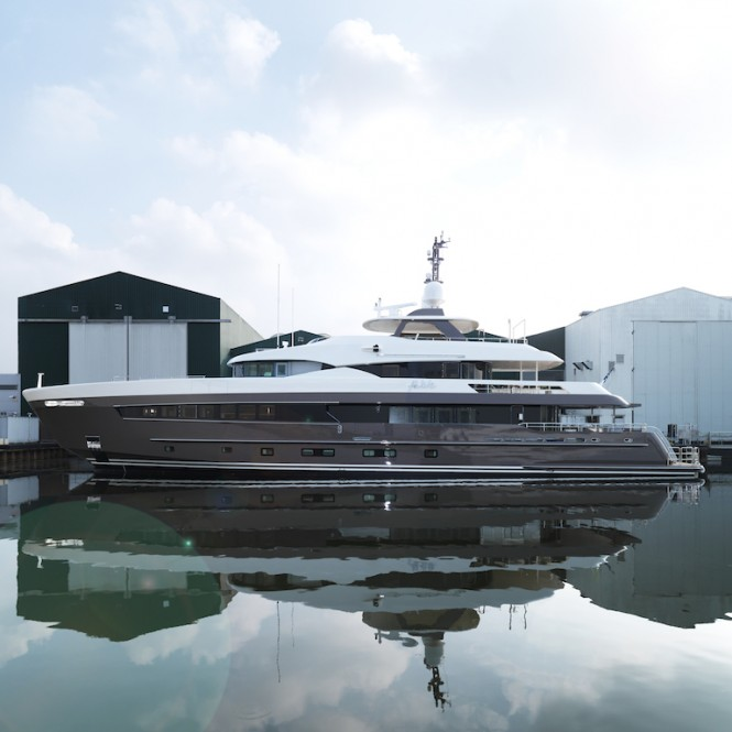 Heesen HY17042 yacht ALIVE by Heesen Yachts