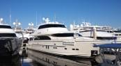 Horizon Yachts at FLIBS 2014