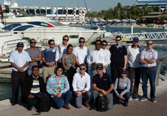 Intermediate Marina Management (IMM) course in Dubai
