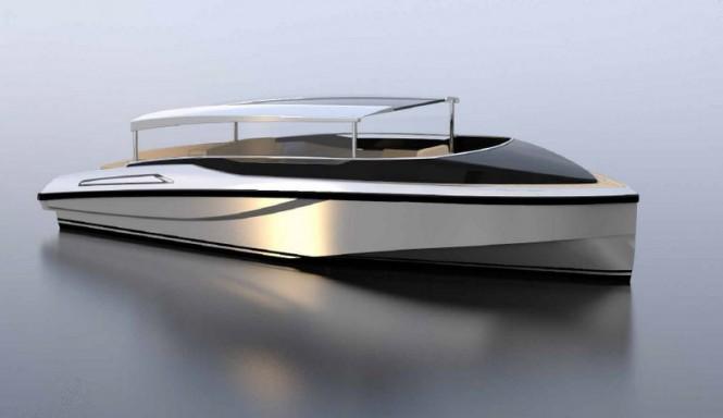 KITE 7.2 luxury yacht tender