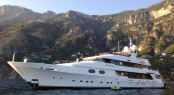 Luxury charter yacht ONE MORE TOY