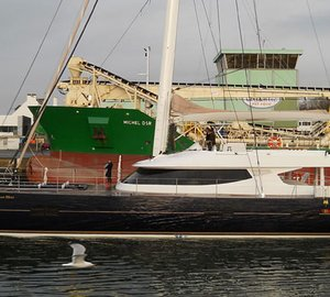 JFA sailing yacht WindQuest to be displayed at Antigua Charter Yacht Show 2014