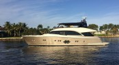 MCY 86 super yacht NEVER SAY NEVER