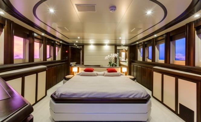 Motor yacht GATSBY - Cabin