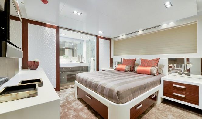 Motor yacht Paradise - Cabin
