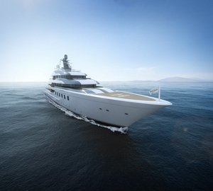 Ultimate 80m motor yacht BV80 by Blohm+Voss