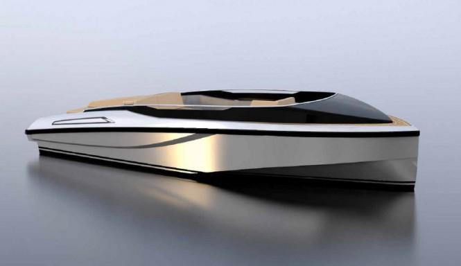 New KITE 7.2 yacht tender by Sea Tecnologies