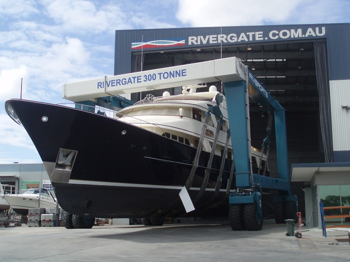 Rivergate Marina and Shipyard — Luxury Yacht Charter & Superyacht News