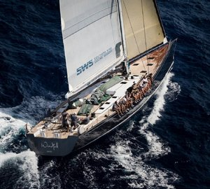 Southern Wind SW 94 sailing yacht WINDFALL to compete in 2014 RORC Transatlantic Race