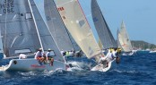 St. Maarten Heineken Regatta - Photo by Tim Wright