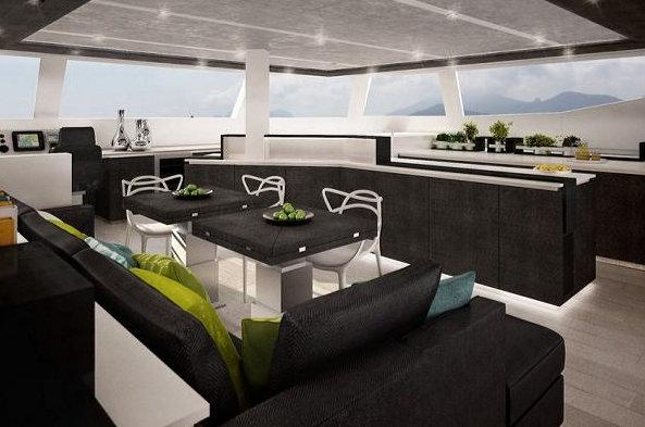 Sunreef 74 Yacht - Interior