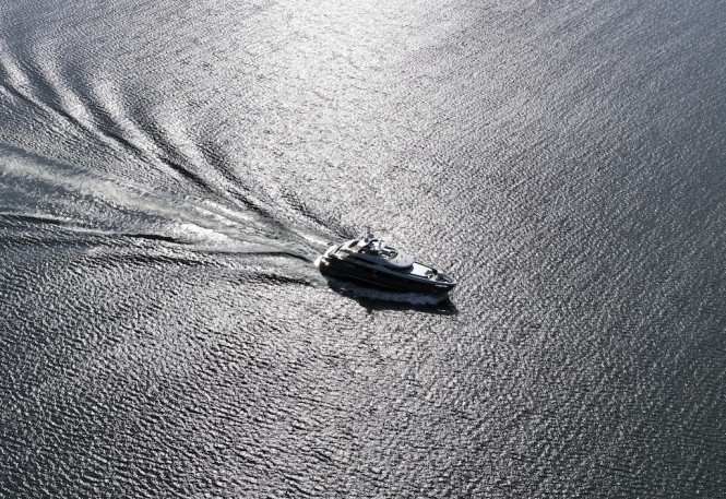 Superyacht ALIVE by Heesen Yachts