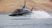 Superyacht water toy Seabreacher