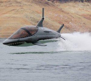 Superyacht water toy SEABREACHER to make premiere at Dubai International Boat Show 2015