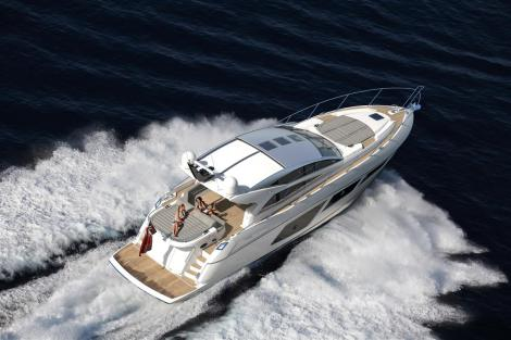 The Sunseeker Predator 57 will be premiering at the London Boat Show 2015